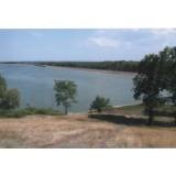 >Продам на берегу Печенежского водохранилища с выходом к воде участок 6 га