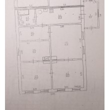 *Продам ½ часть дома в центре Чугуева