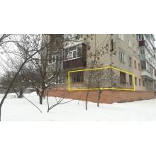 *Продам помещение  в центре Чугуева 45 кв.м