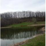 Продам дачный участок у озера 6 соток